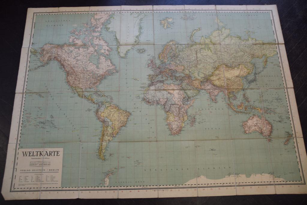 Mapy z celého světa